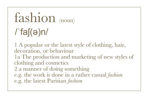 fashiondef